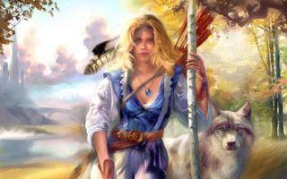 Повелительница охоты – богиня Девана. Что олицетворяет и существует ли день, посвящённый дочери Перуна?