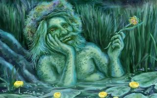 Кто такие водяные и к какому разряду мифологии они относятся?