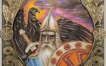 Перун — бог грома и молнии у древних славян. Кратко самое главное