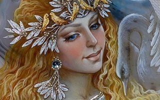 Богиня древних славян Леля — олицетворение весны, любви, красоты и искренности