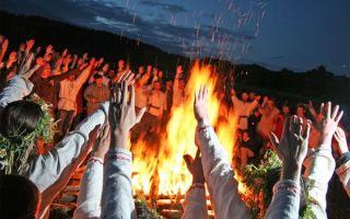 Славянский бог Купало и праздник Ивана Купала