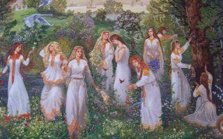 Что такое Русальная неделя, как отмечалась у древних славян, празднуется ли в наши дни?