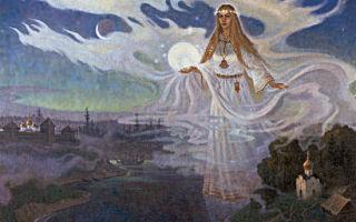 Девять законов богини Карны. Кто это такая и по каким дням ее почитали?