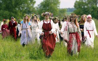 Красная горка или Лельник — праздник славян. Значение, обычаи и традиции