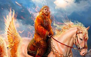 Семаргл — бог славян! Внешний вид божества, функции, символы и атрибуты