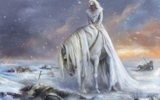 Кто такая Морена и почему её так почитали древнее славяне? Что особенного во внешности богини смерти и зимы?