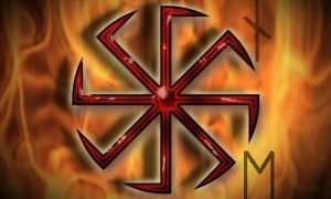 Значение славянского символа солнцеворота. Разновидности оберегов