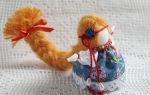 Маленькая славянская кукла Счастья: описание, значение и фото. Как сделать оберег своими руками?