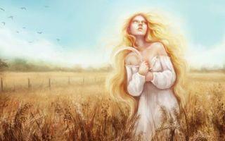 Шаловливый дух – Полудница. Место обитания и образы