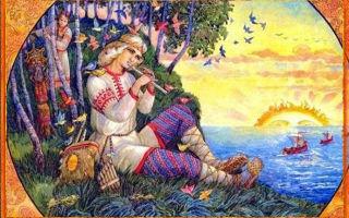 Защитник слабых и обездоленных – бог Крышень. Какие легенды и мифы с ним связаны?