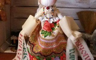 Оберег славян — кукла Желанница. Мастер-класс: как сделать своими руками?