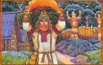 Славянский бог Чур — кто он? Символ, обереги, дни почитания
