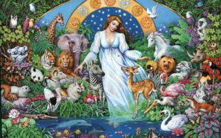 Богиня Мать Сыра Земля в славянской мифологии. Символы и обереги, дни чествования