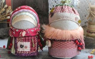 Что означает славянский оберег кукла Крупеничка и как сделать своими руками?