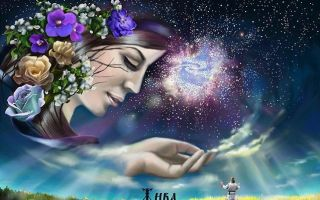 Образ богини Живы в славянской мифологии: символ, атрибуты, сфера влияния